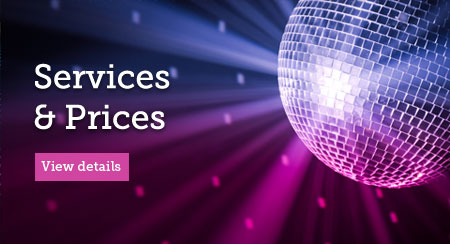 Services & Prices - View details